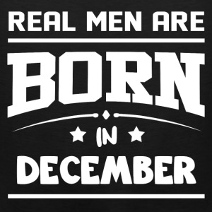 real men 122.png T-Shirts - Men's Premium Tank