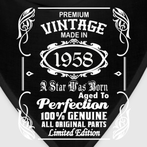 Vintage made in 1958 T-Shirts - Bandana
