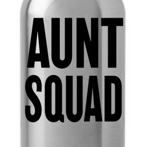 Aunt Squad funny women's shirt - Water Bottle