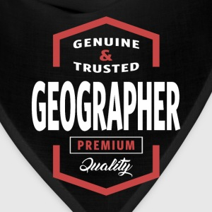 Geographer | Gift Ideas - Bandana