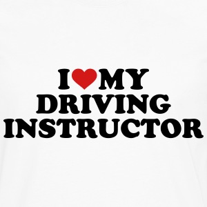 Driving instructor T-Shirts - Men's Premium Long Sleeve T-Shirt