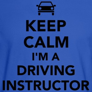 Driving instructor T-Shirts - Men's Long Sleeve T-Shirt