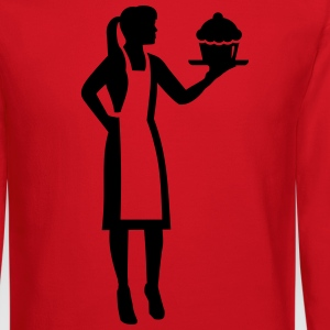 Pastry chef Kids' Shirts - Crewneck Sweatshirt