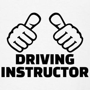 Driving instructor Aprons - Men's T-Shirt