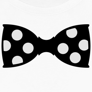 bowtie pokedot T-Shirts - Men's Premium Long Sleeve T-Shirt