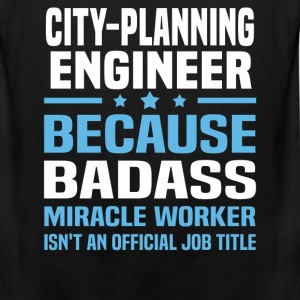 City-Planning Engineer Tshirt - Men's Premium Tank