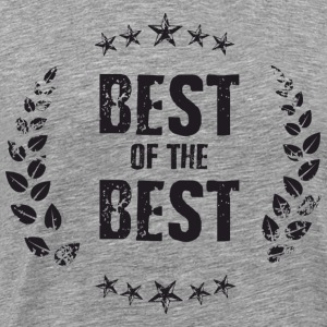 Best of the Best Long Sleeve Shirts - Men's Premium T-Shirt