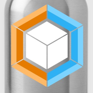 Hexagon_Cube - Water Bottle