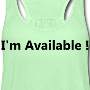 available - Women's Flowy Tank Top by Bella