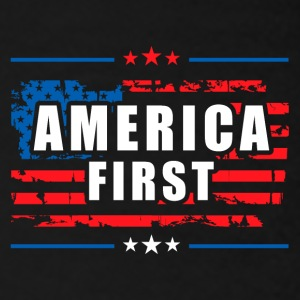 America First - President Donald Trump - Patriot Kids' Shirts - Toddler Premium T-Shirt