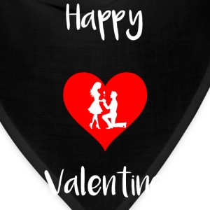 Happy Valentine - Bandana