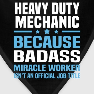 Heavy Duty Mechanic Tshirt - Bandana