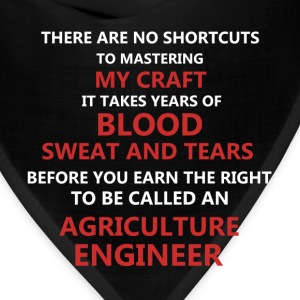 Agriculture Engineer - There are no shortcuts to m - Bandana