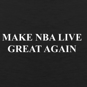 Make NBA LIVE Great Again - Men's Premium Tank