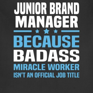 Junior Brand Manager Tshirt - Adjustable Apron