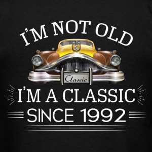 Classic since 1992 Hoodies - Men's T-Shirt
