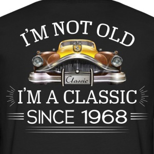 Classic since 1968 T-Shirts - Men's Premium Long Sleeve T-Shirt