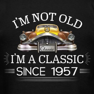 Classic since 1957 Hoodies - Men's T-Shirt