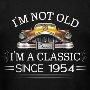 Classic since 1954 Hoodies - Men's T-Shirt