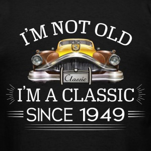 Classic since 1949 Hoodies - Men's T-Shirt
