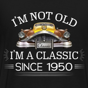 Classic since 1950 Hoodies - Men's Premium T-Shirt