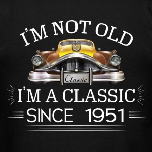 Classic since 1951 Hoodies - Men's T-Shirt