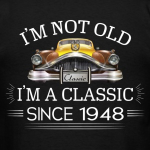 Classic since 1948 Hoodies - Men's T-Shirt