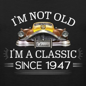Classic since 1947 T-Shirts - Men's Premium Tank