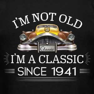 Classic since 1941 Hoodies - Men's T-Shirt