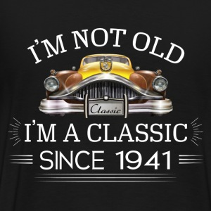 Classic since 1941 Hoodies - Men's Premium T-Shirt