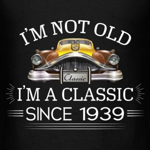 Classic since 1939 Hoodies - Men's T-Shirt
