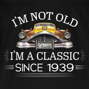 Classic since 1939 Hoodies - Men's Premium T-Shirt
