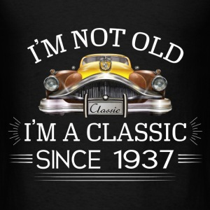 Classic since 1937 Hoodies - Men's T-Shirt