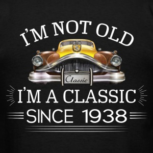 Classic since 1938 Hoodies - Men's T-Shirt