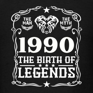 Legends 1990 Caps - Men's T-Shirt