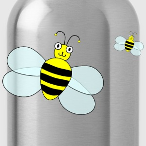 Spelling bee contest mascot - Water Bottle