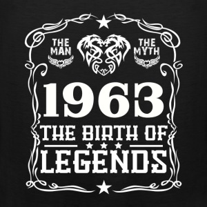 Legends 1963 T-Shirts - Men's Premium Tank