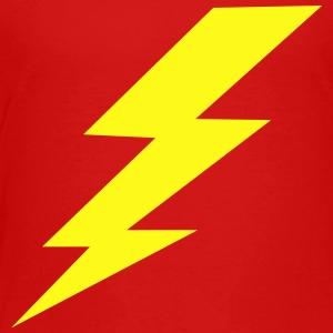 lightning bolt kids shirts - Toddler Premium T-Shirt