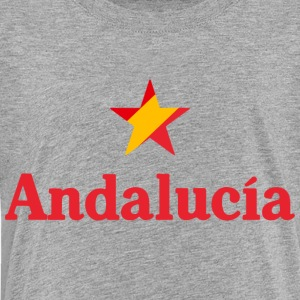 Stars of Spain - Andalucia Kids' Shirts - Toddler Premium T-Shirt
