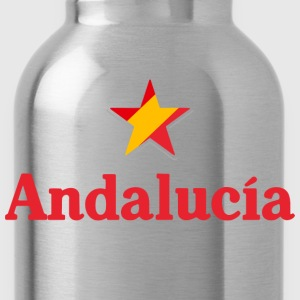 Stars of Spain - Andalucia T-Shirts - Water Bottle