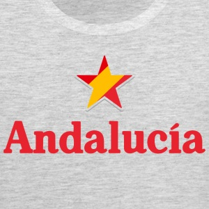 Stars of Spain - Andalucia T-Shirts - Men's Premium Tank