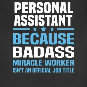 Personal Assistant Tshirt - Adjustable Apron