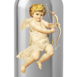 Cupid_Angel_PNG_Picture - Water Bottle