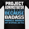 Project Administrator Tshirt - Men's T-Shirt