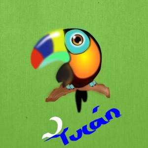 tucan colombiano - Tote Bag