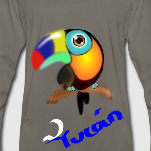 tucan colombiano - Men's Premium Long Sleeve T-Shirt
