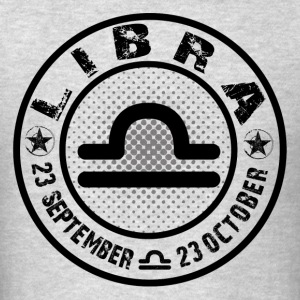 -LIBRA- Hoodies - Men's T-Shirt