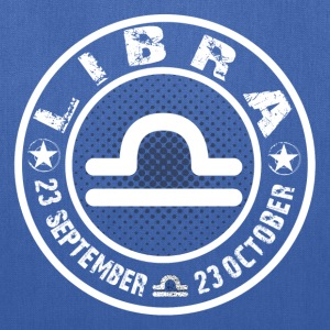 -LIBRA- T-Shirts - Tote Bag