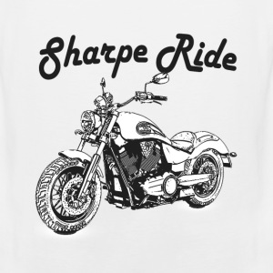 Sharpe Ride - Men's Premium Tank