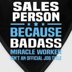 Sales Person Tshirt - Bandana